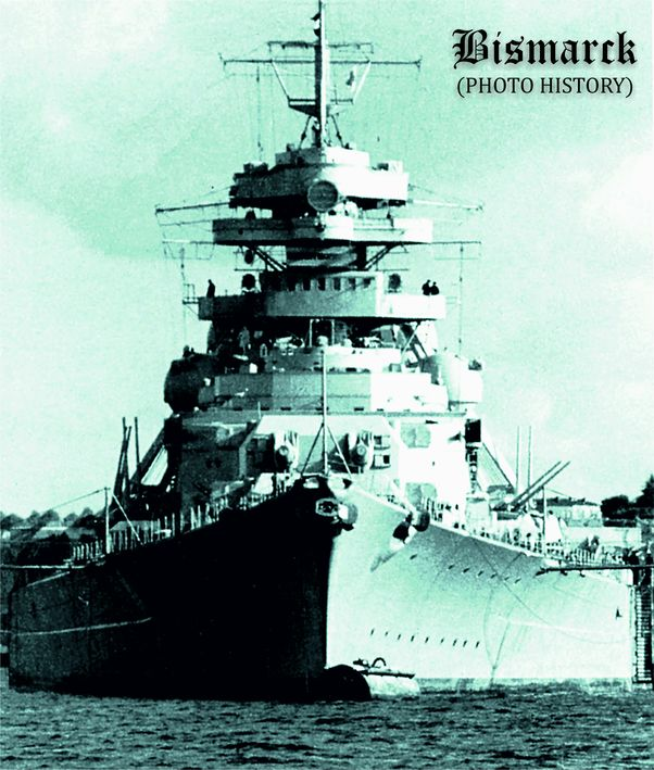 BISMARCK: Photo History